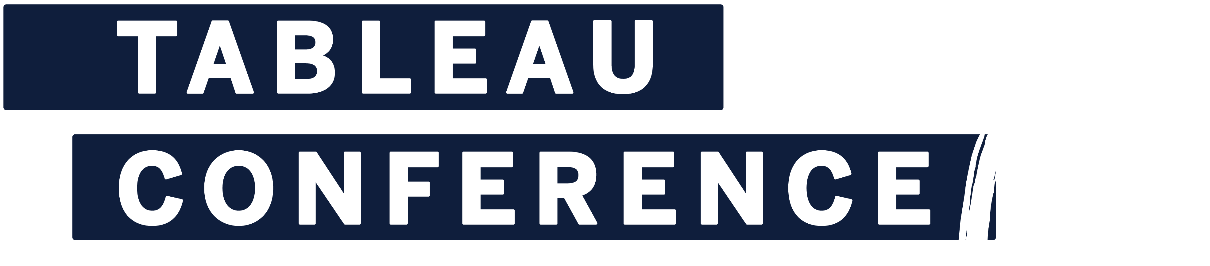 Tableau Conference-ish logo